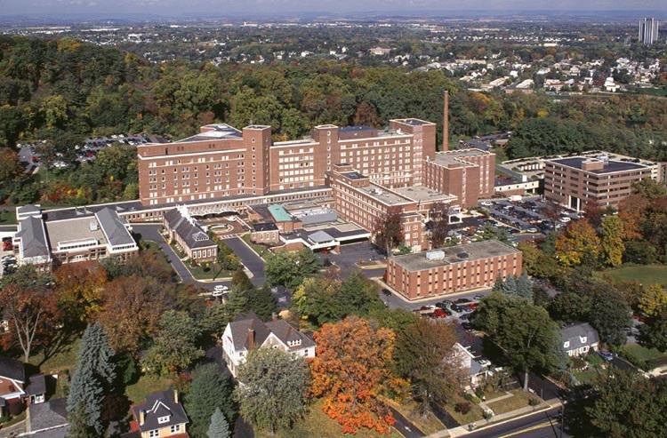 St. Lukes University Hospital Image