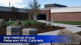 21st Medical Group at Peterson AFB, CO Image