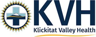 Klickitat Valley Health Logo