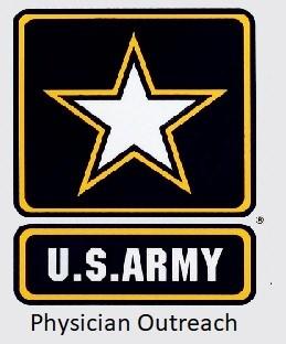 Army Physician Outreach Team - California Logo