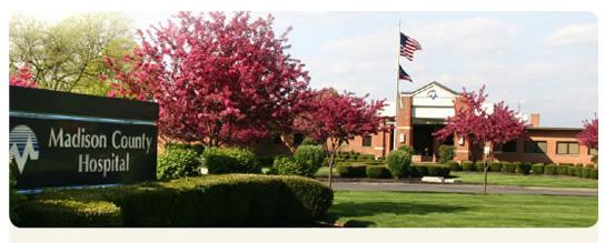 Madison County Hospital Image