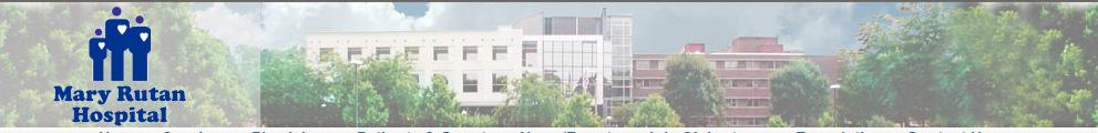 Mary Rutan Hospital Image