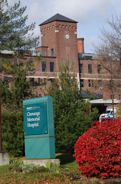 Chenango Memorial Hospital Image