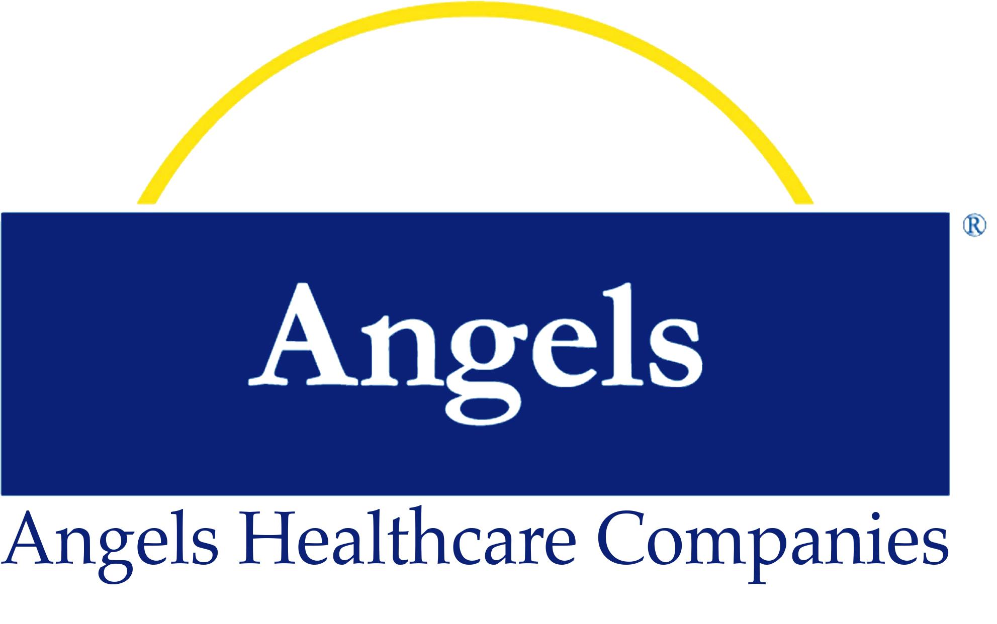 Angels Healthcare Companies Logo