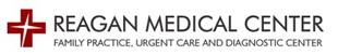 Reagan Medical Center Logo