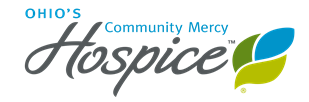 Ohio's Community Mercy Hospice Logo