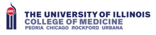 University of Illinois College of Medicine Peoria Logo