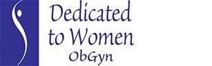 Dedicated to Women OBGYN Logo
