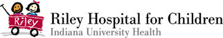 Riley Hospital for Children at IU Health Logo