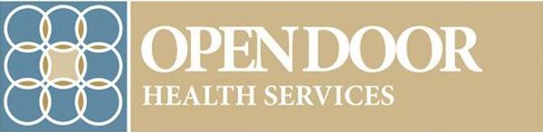 Open Door Health Services Logo