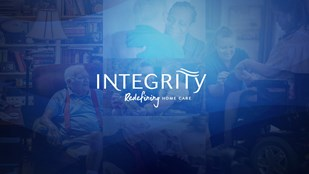 INTEGRITY HOME CARE + HOSPICE Logo