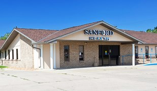 Sanford Clinic Oakes Image
