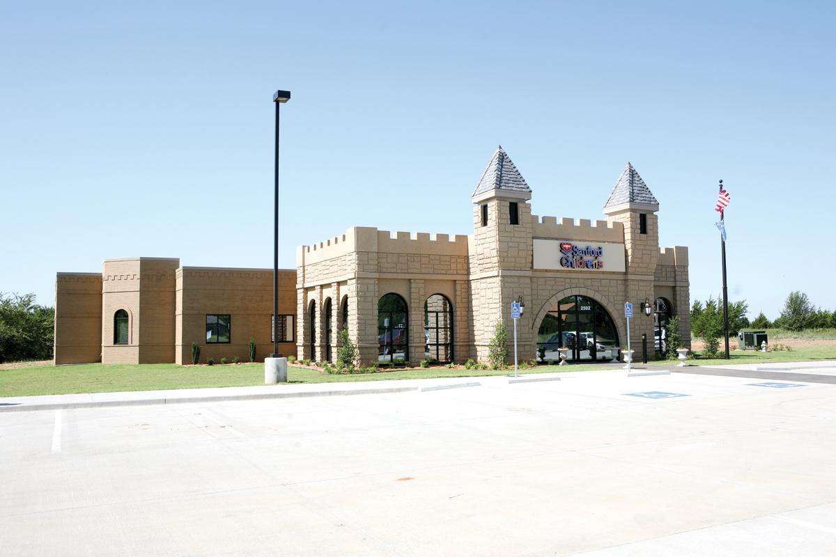 Sanford Children's Clinic ~ Duncan Image