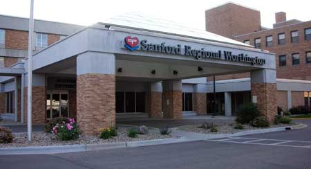 Sanford Clinic Worthington Image