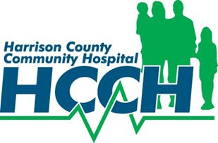 Harrison County Community Hospital District Logo