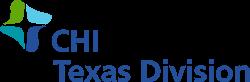 CHI Texas Division Logo