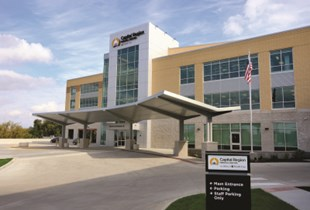 Capital Region Medical Center Logo