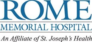 Rome Memorial Hospital Logo