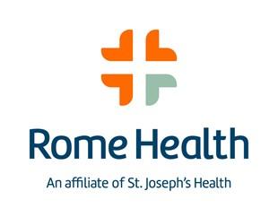 Rome Health Logo