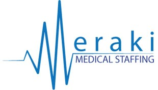 Meraki Medical Staffing Logo