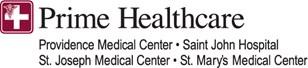 Providence, St. Joe, St. Mary's Medical Centers and Saint John Hospital Logo