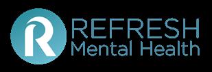Refresh Mental Health- New Orleans Logo