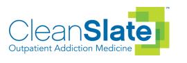 CleanSlate Centers, Inc. Logo