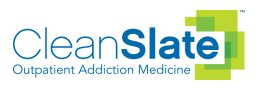 CleanSlate Center - Bloomington, IN Logo