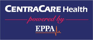 CentraCare Health Powered by EPPA Logo