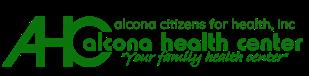 Alcona Health Center Logo