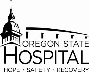 Oregon Health Authority / Oregon State Hospital Logo