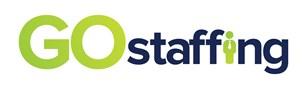 GO Staffing Logo