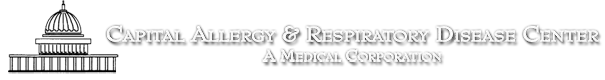 Capital Allergy and Respiratory Disease Center Logo