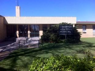Cimarron Memorial Hospital Logo