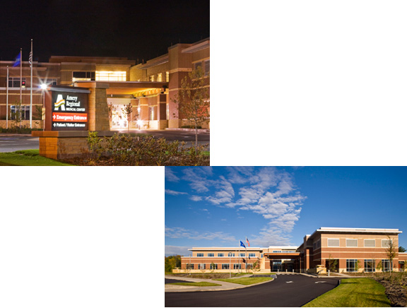 Amery Hospital & Clinic - Amery, Wisconsin Image