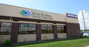 HealthPartners North Suburban Family Physicians - Hugo Clinic Logo