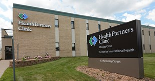 HealthPartners - Center for International Health Clinic Logo