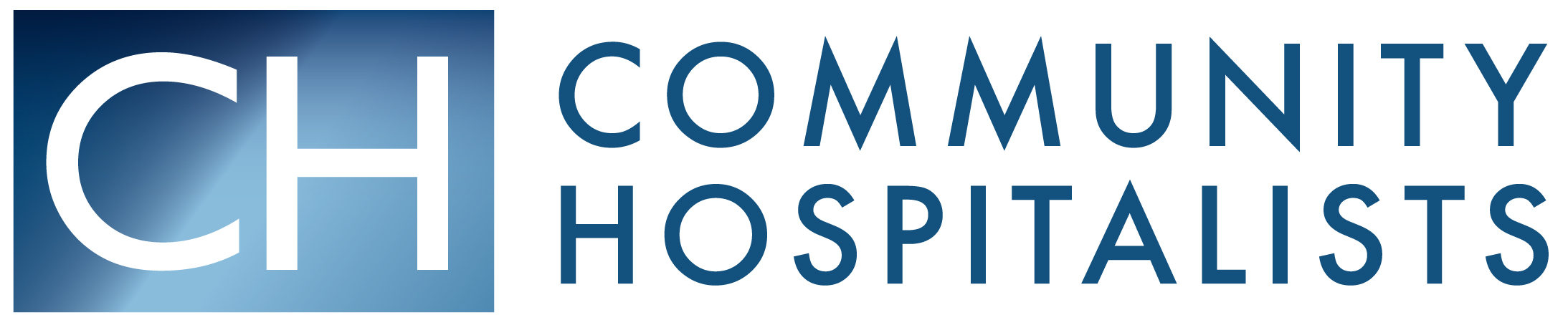 Community Hospitalists Logo
