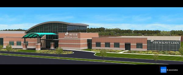 Meyer Orthopedic & Rehabilitation Hospital Image