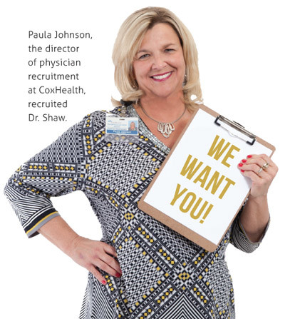 Ms. Paula Johnson Image