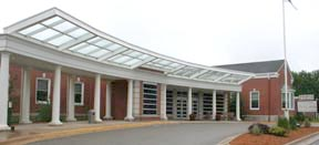 Davis County Hospital Logo