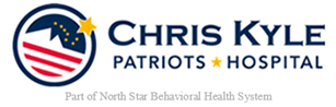 Chris Kyle Patriots Hospital Logo