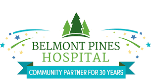 Belmont Pines Hospital Logo