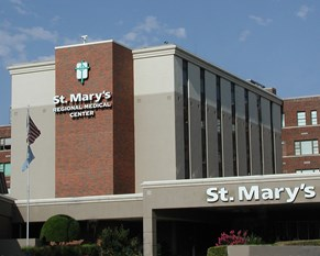 St Mary's Regional Medical Center Image