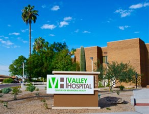 Valley Hospital Image