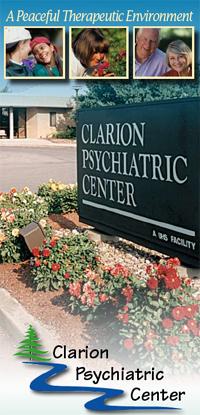 Clarion Psychiatric Center Image