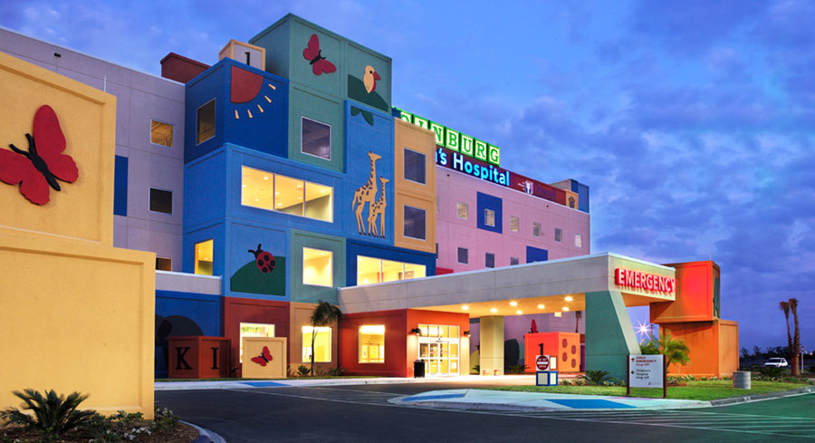 Edinburg Children's Hospital Image