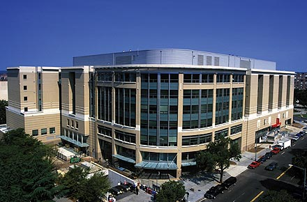 George Washington University Hospital Image