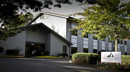 Cedar Hills Hospital Image
