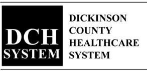 Dickinson County Healthcare System Logo